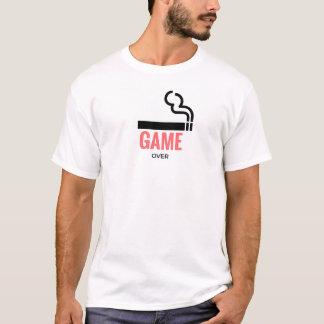 o jogo é vida tshirt