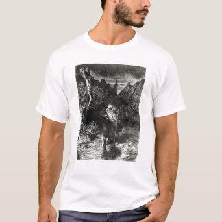 O judeu de vagueamento t-shirt