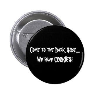 O lado escuro boton