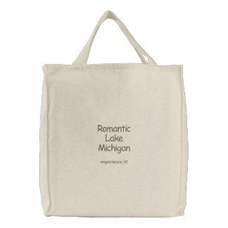 O Lago Michigan romântico, experimenta-o! Bolsa Para Compra