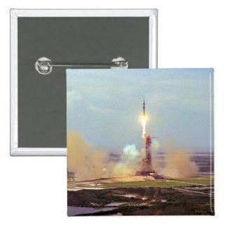 O lançamento de Saturn IB do projeto do teste de A Boton