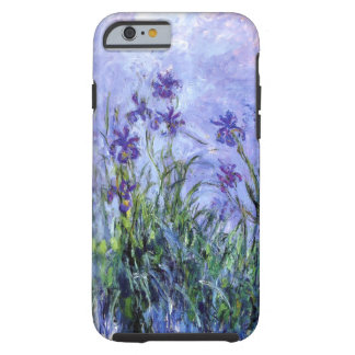 O Lilac de Monet torna iridescente a caixa Capa Tough Para iPhone 6