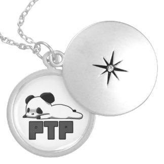 O Locket de PattyThePanda do wonderfulness! Colar Medalhão