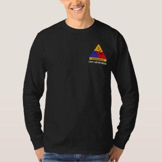 ó Luva longa da divisão blindada T-shirts