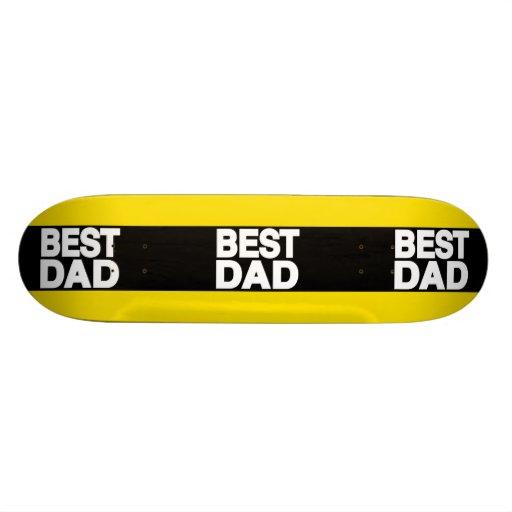 O melhor amarelo do Lg do pai Skate Boards