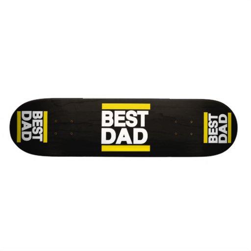 O melhor amarelo do pai skates