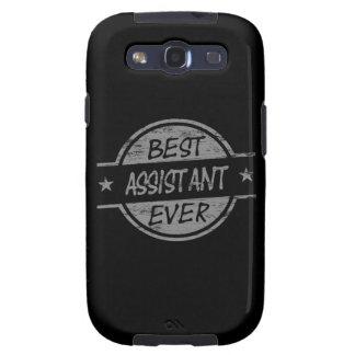 O melhor assistente sempre cinzento capa samsung galaxy s3