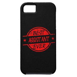 O melhor assistente sempre vermelho capa iPhone 5 Case-Mate