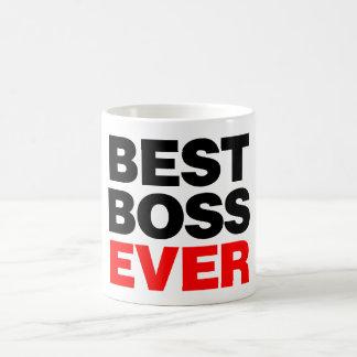 O melhor chefe nunca caneca