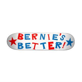 O melhor conselho 7&1/4 de Bernies Shape De Skate 18,1cm