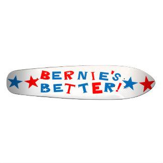 O melhor conselho 7&1/8 de Bernies Shape De Skate 20,6cm