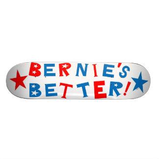 O melhor conselho 7&7/8 de Bernies SEM as rodas Shape De Skate 20,6cm