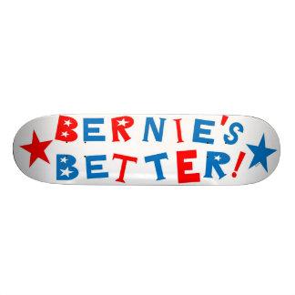 O melhor conselho 8&1/8 de Bernie Shape De Skate 18,4cm