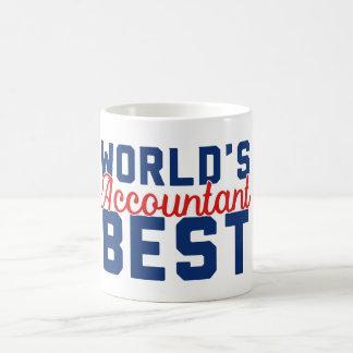 O melhor contador do mundo caneca de café