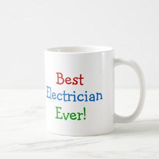 O melhor eletricista nunca caneca