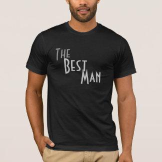 O melhor homem camiseta