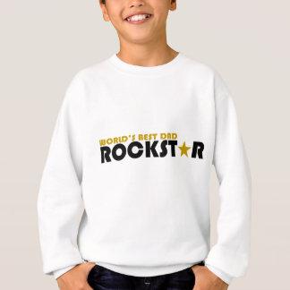 O melhor pai Rockstar do mundo Tshirts