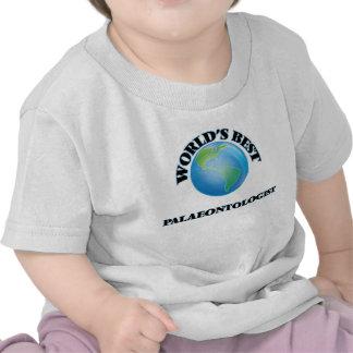 O melhor Palaeontologist do mundo Camisetas
