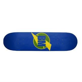 O melhor skate do homem (BM) -- Azul