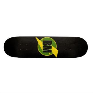 O melhor skate do homem (BM) -- Preto