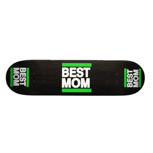 O melhor verde da mamã skate