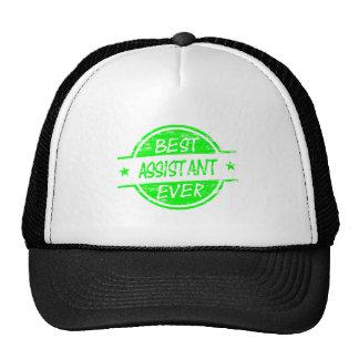 O melhor verde do assistente nunca boné