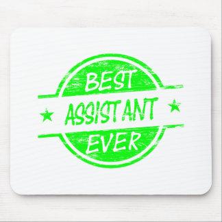 O melhor verde do assistente nunca mouse pads