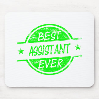 O melhor verde do assistente nunca mousepads