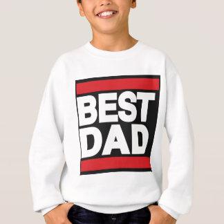 O melhor vermelho do pai camiseta