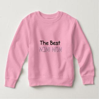 O melhores Aba e Ima - t-shirt