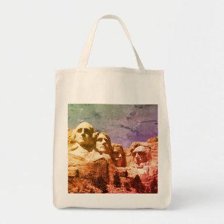 O Monte Rushmore 1974 Bolsa Tote