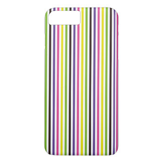 O na moda listra capas de iphone - tema vívido
