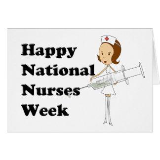 O nacional nutre a semana cartão