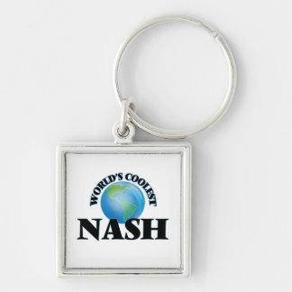 O Nash o mais fresco do mundo Chaveiros