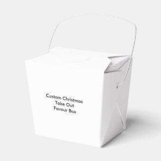O Natal feito sob encomenda remove a caixa do Lembrancinhas Para Casamento