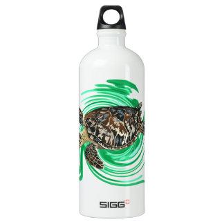O navegador garrafa d'água