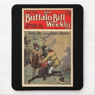 O no. semanal novo 204 1916 de Buffalo Bill