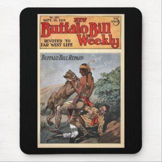 O no. semanal novo 210 1916 de Buffalo Bill
