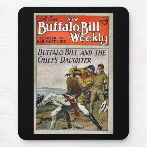 O no. semanal novo 250 1917 de Buffalo Bill