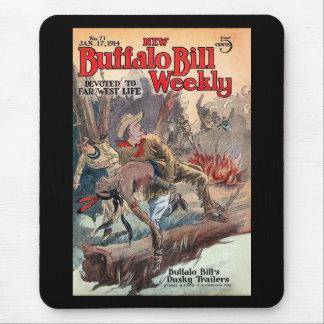 O no. semanal novo 71 1914 de Buffalo Bill