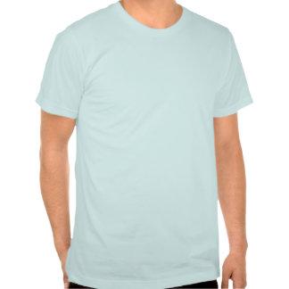 O noivo ajuda-me azul tshirts
