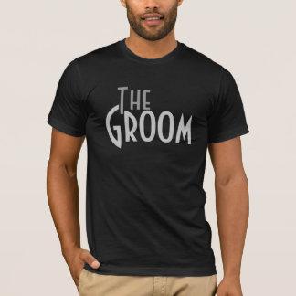 O noivo! t-shirt