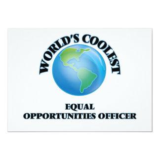 O oficial o mais fresco das oportunidades iguais convites personalizados