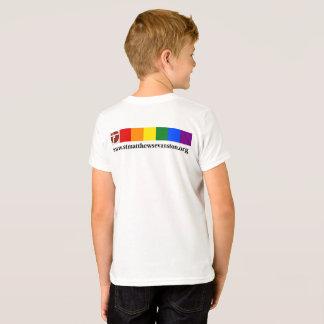 O orgulho do menino de St Matthew Camiseta