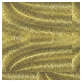 O ouro drapeja a Metade-Gota Tecido