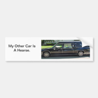 O outro carro adesivo para carro
