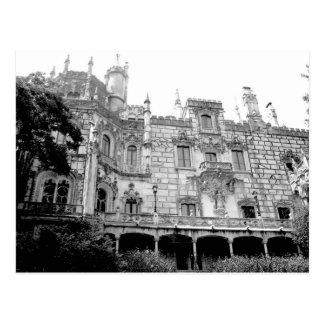 O palácio do cartão de Quinta a Dinamarca