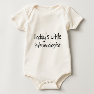 O Paleoecologist pequeno do pai Macacão