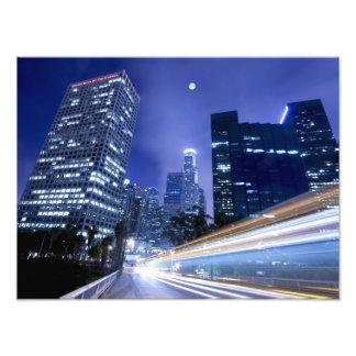 O papel profissional da opinião da noite (cetim) impressão de foto