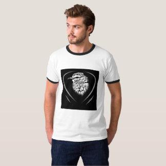 o pássaro projetou o t-shirt